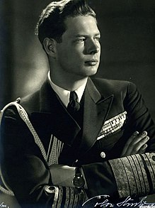 King Michael in 1947