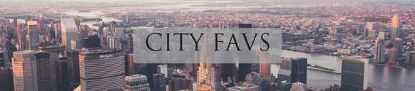 City FAVS header
