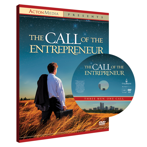 Call of the Entrepreneur DVD