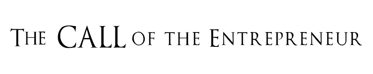 Call of the Entrepreneur logo