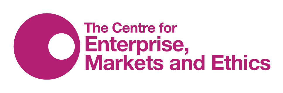 The Centre for Enterprise, Markets and Ethics Logo