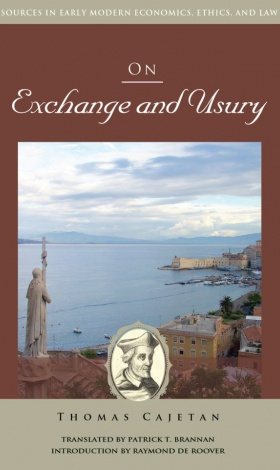 On Exchange and Usury