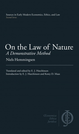 On the Law of Nature A Demonstrative Method
